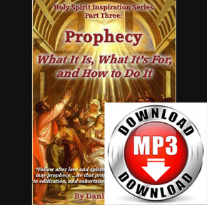 Manifestation of Prophecy Audio Sermon MP3 Download