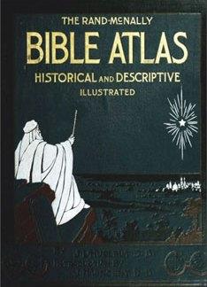 Bible Atlas Map Book