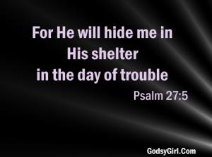 Psalm 27:5
