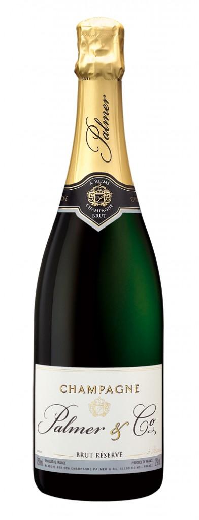 Champagne Palmer Brut Reserve NN