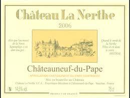 Ch. La Nerhe