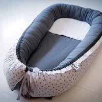 Oppskrift: Sy babynest | DIY