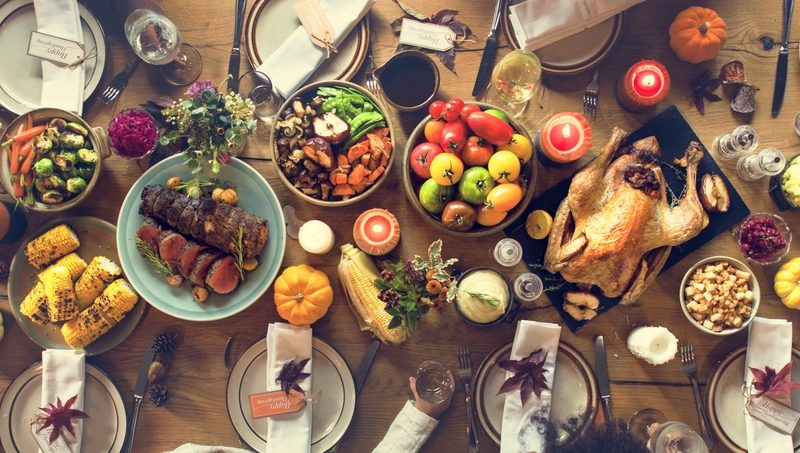 How To Have a Thankful Heart In A Chaotic World