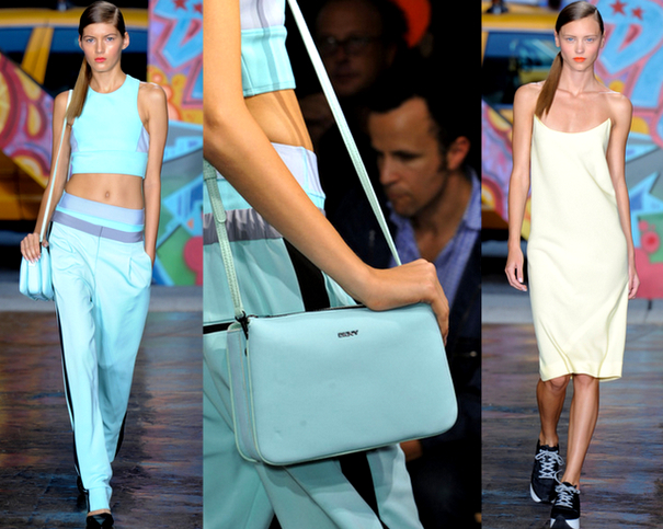 DKNY PRIMAVERA-VERANO 2014 | NEW YORK FASHION WEEK