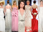 16 Mejores Colecciones Novias Otoño 2014 | New York Bridal Week