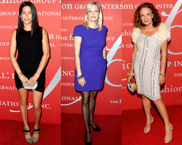 REBECCA MINKOFF - NADJA SWAROVSKI - DIANE VON FURSTENBERG - 30TH NIGHT OF STARS GALA