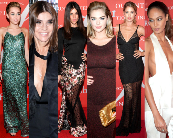 LAS MEJOR VESTIDAS DE LA 30TH NIGHT OF STARS GALA