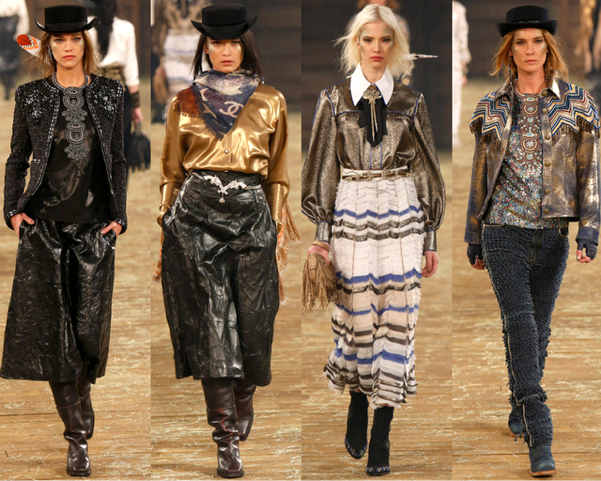 CHANEL COLECCIÓN PRE-FALL 2014 | PARIS - DALLAS