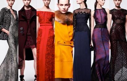 J. Mendel Colección Pre-Fall 2014 | Sencillas Siluetas en Opulentas Telas