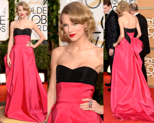 Taylor-Swift-Las-Mejor-Vestidas-de-los-Golden-Globe-Awards-2014-godustyle