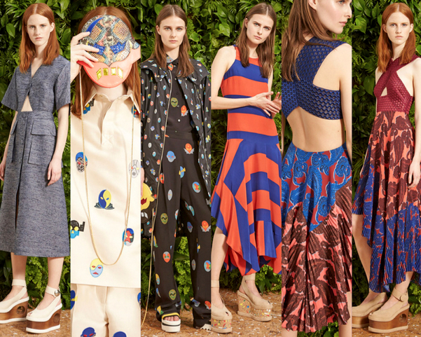 STELLA MCCARTNEY COLECCIÓN RESORT 2015