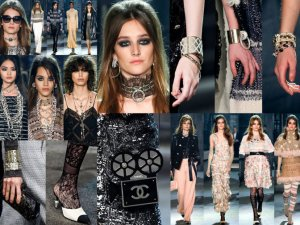Chanel Pre-Fall 2016 | Paris in Rome