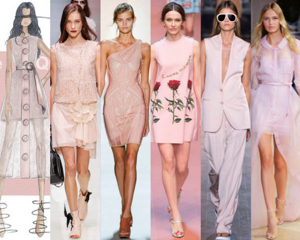 Rose Quartz Colores Moda Verano 2016