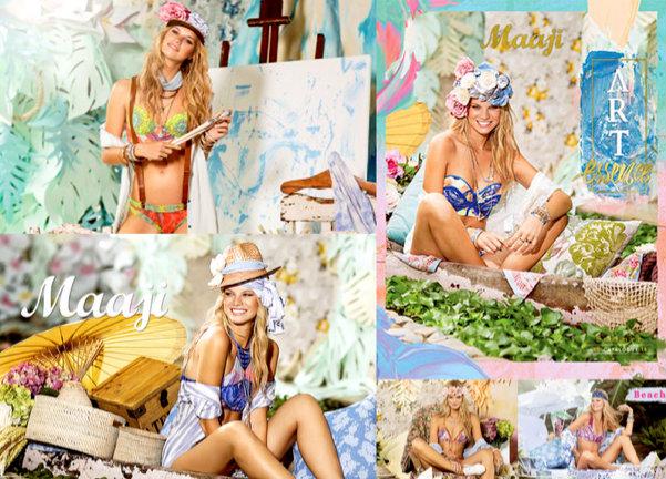 "Maaji Swimwear ""Art Essence"""