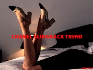 Chanel Slingback Trend