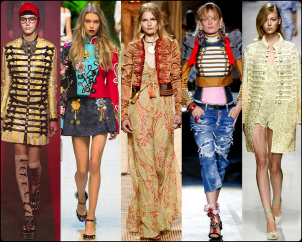 casaca militar, military style, estilo militar, tendencias primavera-verano 2017, tendencias, tendencias milan fashion week, milan fashion week, trends spring 2017, trends milan fashion week, trends