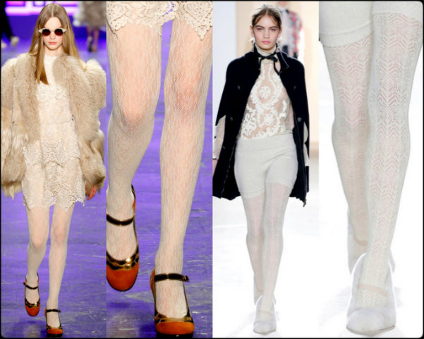 medias, tights, socks, tights trend, trend, tendencia medias, tendencia, otoño-invierno 2016-2017, otoño 2016, fall 2016, fall 2016 trend, accessories, accesorios