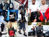 streetstyle, fashion weeks, charol, vinyl, isabel marant, isabel marant fall 2016, isabel marant otoño 2016, tendencias, trends, charol trend