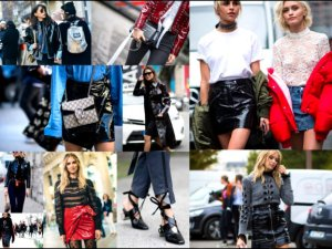 streetstyle, fashion weeks, charol, vinyl, isabel marant, isabel marant fall 2016, isabel marant otoño 2016, tendencias, trends, charol trend