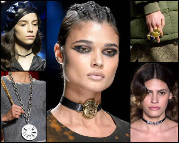 logomania, joyas, tendencias, jewels, trends, fall 2017, joyas de tendencia, jewels trend