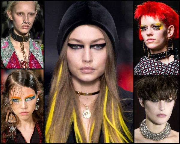 punk, joyas, tendencias, jewels, trends, fall 2017, joyas de tendencia, jewels trend