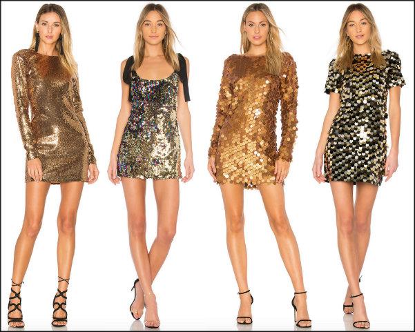 sequin dress, vestido lentejuelas, vestidos fiesta, party dresses, gold dress, sequin trend