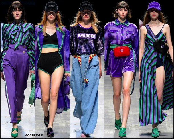 fashion, annakiki, ultra violet, color, trend, 2018, pantone, looks, runway, accessories, tendencias, color