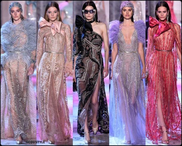 elie saab, couture, spring 2018, alta costura, verano 2018, looks, style, details, runways, fashion weeks