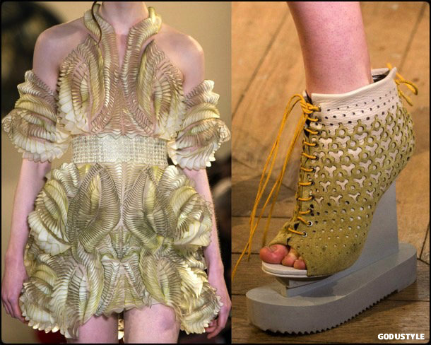 iris van herpen, couture, spring 2018, alta costura, verano 2018, looks, style, details, runways, fashion weeks