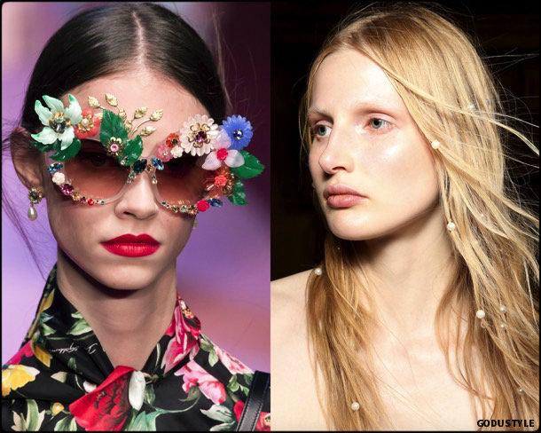 pearls, perlas, trend, tendencia, jewels, joyas, spring 2018, verano 2018, beauty, streetstyle, runways