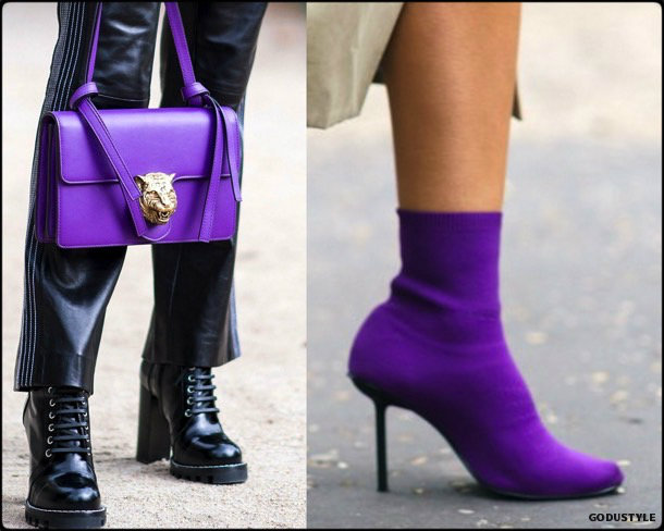 fashion, ultra violet, color, trend, 2018, pantone, zapatos, looks, streetstyle, shoes, tendencias, color
