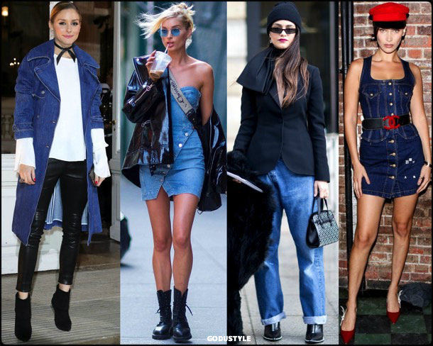 denim, jeans, look, style, detail, spring 2018, runway, streetstyle, trend, tendencia, verano 2018, pasarela