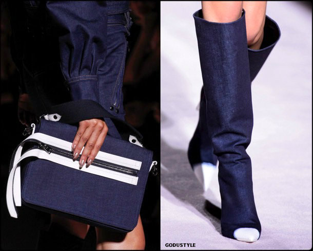 denim, jeans, shoes, style, detail, spring 2018, runway, trend, tendencia, verano 2018, pasarela