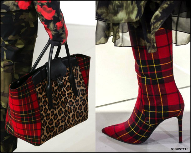 shoes, bag, fall 2018, zapatos, bolsos, invierno 2019, trends, tendencias, nyfw, check print, estampado cuadros