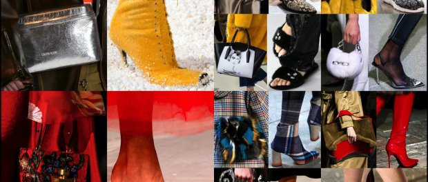 shoes, bag, fall 2018, zapatos, bolsos, otoño 2018, invierno 2019, trends, tendencias, nyfw