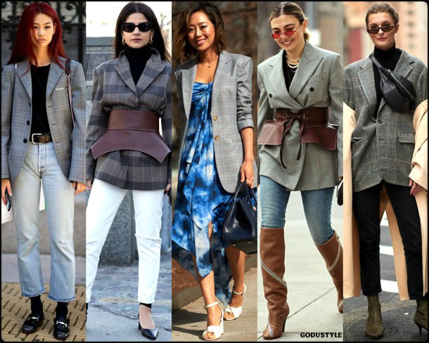 street style, trends, nyfw, fall 2018, check, looks, otoño 2018, cuadros, tendencias, invierno 2019, fashion