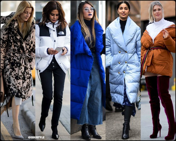 street style, trends, nyfw, fall 2018, puffer, looks, otoño 2018, tendencias, invierno 2019, fashion