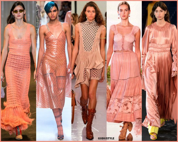 blooming dahlia, colors, spring 2018, trends, colores, tendencias, verano 2018, looks, style, runways, details
