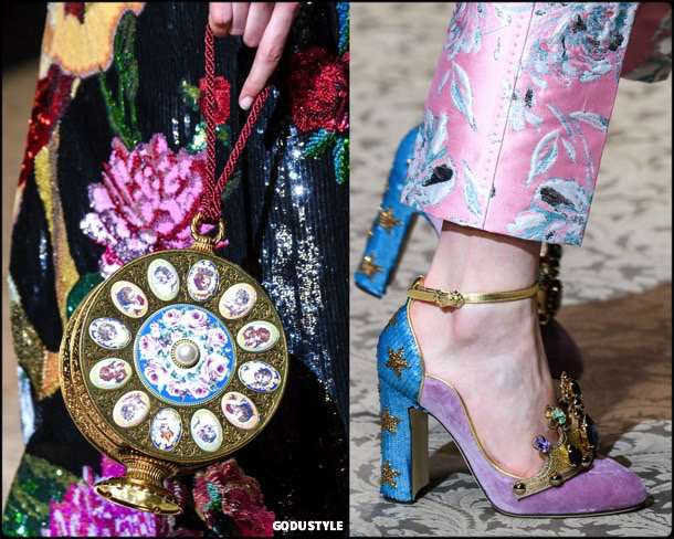 sequin shoes, zapatos, fall 2018, invierno 2019, trend, tendencia, mfw, looks, runway, style, details
