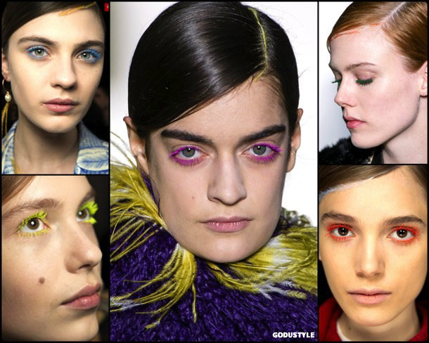 beauty, looks, dries van noten, fall 2018, trends, pfw, belleza, invierno 2019, tendencias, looks, style