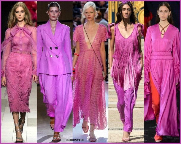 spring crocus, colors, spring 2018, trends, colores, tendencias, verano 2018, looks, style, runways, details