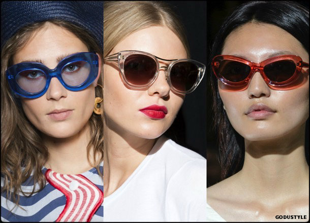 sunglasses, transparent frames, summer 2018, trends, gafas sol, verano 2018, tendencias, looks, style, shopping