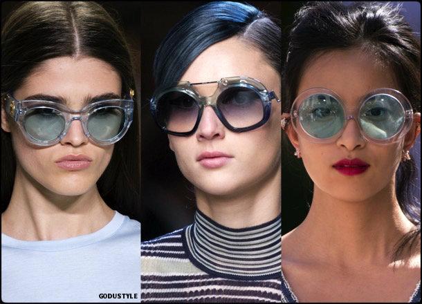 sunglasses, transparent frames, summer 2018, trends, gafas sol, verano 2018, tendencias, looks, style, shopping