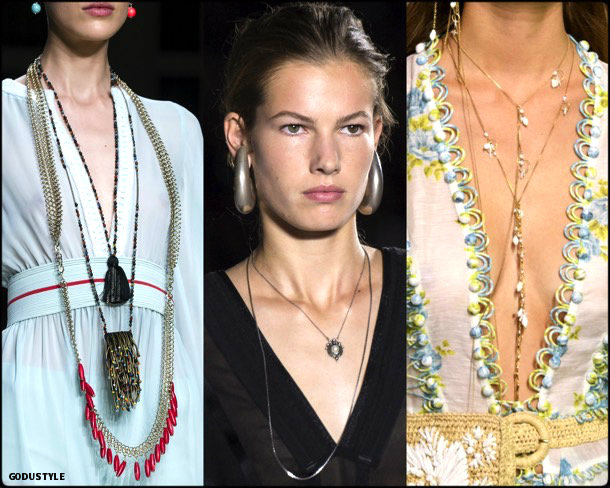 necklaces, jewels, spring 2018, trends, joyas, tendencias, details, collares, verano 2018, looks, style