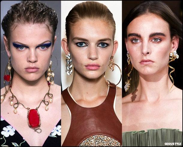 earrings, jewels, spring 2018, trends, joyas, tendencias, details, pendientes, verano 2018, looks, style