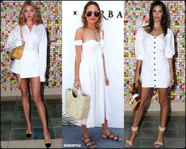 boho chic, looks, coachella, coachella 2018, trends, looks, style, tendencias, elsa hosk, streetstyle