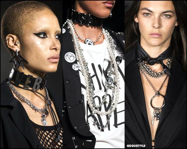necklaces, jewels, spring 2018, trends, joyas, tendencias, details, collares, verano 2018, looks, style