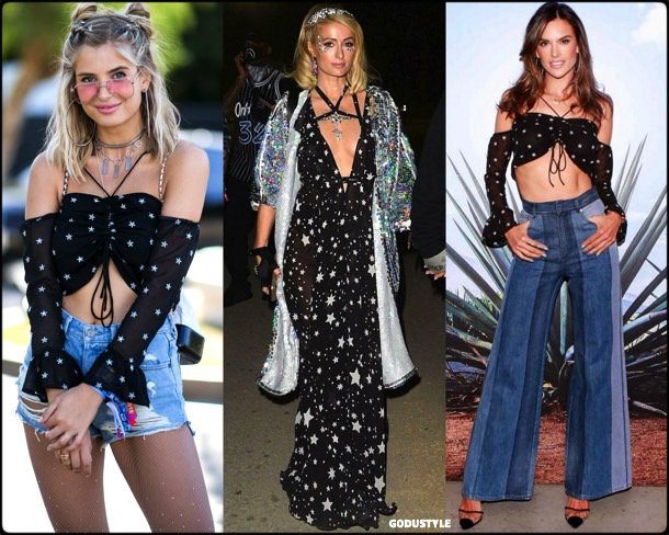 boho chic, looks, coachella, coachella 2018, trends, looks, style, tendencias, xenia van der woodsen, streetstyle