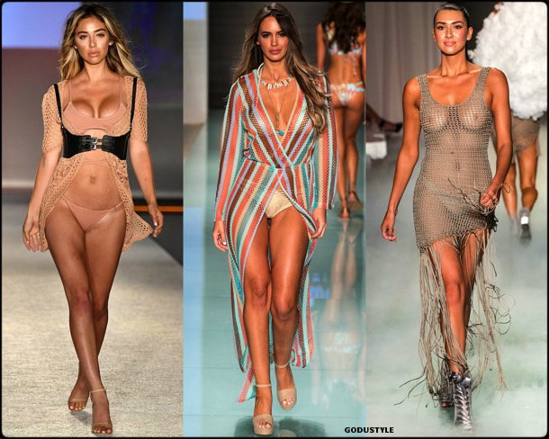 crochet, swim, spring 2018, trends, miami swim week, bikinis, tendencias, details, verano 2018, looks, style