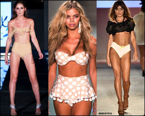 retro, swim, spring 2018, trends, miami swim week, bikinis, tendencias, details, verano 2018, looks, style